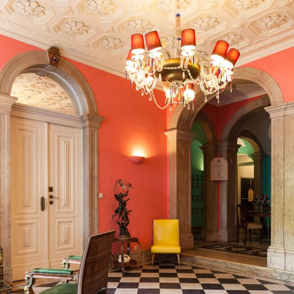 The Independente Suites in Lisbon