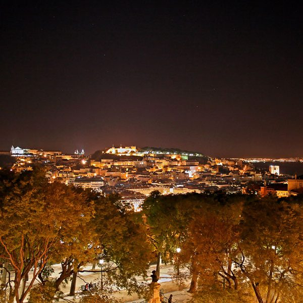 The view at The Independente Suites in Lisbon