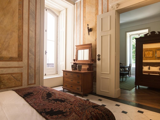 Room at The Independente Suites in Lisbon